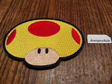Super Mario Patches Bioworld Nintendo Mushroom Mega