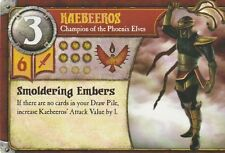 SUMMONER WARS CARD - KAEBEEROS - CHAMPION OF THE PHOENIX ELVES