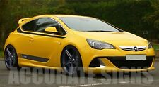 VAUXHALL ASTRA 3DR VXR GTC 2011-15 SIDE STRIPES (PAIR) CAR DECALS GRAPHICS