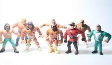 Vintage WWF/WCW/WWE Lot: LJN & HASBRO Figures Lot
