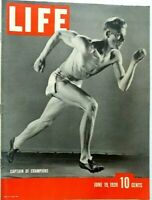 LIFE MAGAZINE JUNE 19 1939