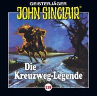 John Sinclair - Folge 118  Die Kreuzweg-Legende (ET 29.09.2017, Hörspiel)