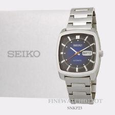 Authentic Seiko Men's Recraft Series Stainless Steel Watch SNKP23