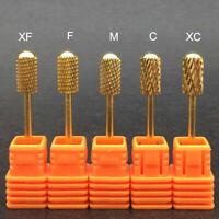 Electric Nail Art Accessories Manicure Pedicure Tools Tungsten Carbide Drill Bit