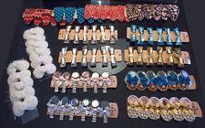 82 Hair Clips / Har Pins  - Wholesale Women Fashion Accessories