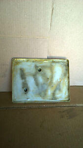 00-05 Toyota Celica GT GTS BATTERY CARRIER TRAY OEM