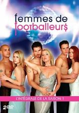 21867//FEMMES DE FOOTBALLEURS SAISON 1 COFFRET 2 DVD NEUF SOUS BLISTER
