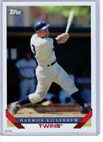 Harmon Killebrew 2019 Topps Archives 5x7 #266 /49 Twins