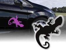 Auto Aufkleber Gecco Eidechse Sticker Gecko Autotattoo 60cm JDM Decals OEM