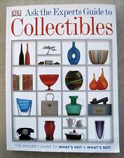DK Book Ask The Experts Guide To Collectibles Ceramics Glass What's Hot  2008