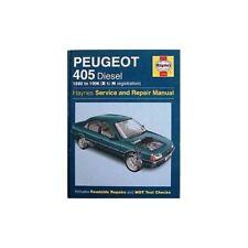 Peugeot 405 Diesel Service and Repair Manual (Haynes Service and Repair Manuals)