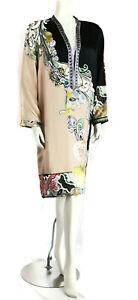 Etro Floral Tunic Dress Size ITA 50 UK XL
