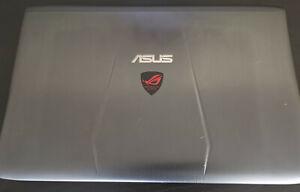 Asus Rog GL752VW-DH71, GTX960m, I7 6700HQ,16GB DDR4, 256 SSD+1TB HDD, Win 10