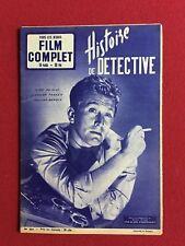 "1953, Kirk Douglas, ""Film Complet"" Magazine (Scarce)"