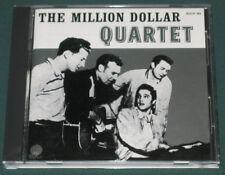 Elvis Presley The Million Dollar Quartet CD 30CP-93 Japan 1986 OOP Like New