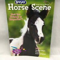 2016 Breyer Horse Scene Model Horse Manual