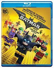 The LEGO Batman Movie (Blu-ray/DVD/Digital, 2017, FRENCH INCLUDED)