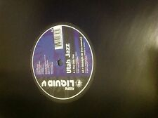 """Utah Jazz - The Only One / Midnight Oil 12"""" Vinyl Drum and Bass V Recordings"""