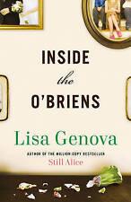 Genova, Lisa, Inside the O'Briens, Very Good Book