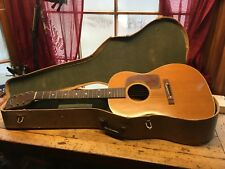Late 40's National Gibson Made 1160 LG-3 Acoustic Guitar Project & Gleb Case