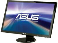 "ASUS VE278Q 27"" Full HD 1920 x 1080 2ms HDMI VGA DisplayPort DVI-D Built-in Spea"