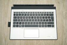 HP Collaboration Tastatur Keyboard (QWERTZ) für Elite x2 1013 G3 QWERTZU Deutsch