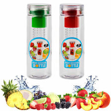 BPA-free plastic Bicycle Water Bottles & Cages with Infuser