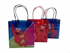 (36ct) Elmo Birthday Bags Goody Bags Gift Bags Loot Bags Goodie Bags