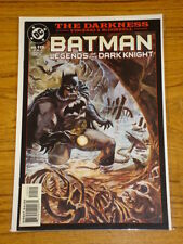 BATMAN LEGENDS OF THE DARK KNIGHT #115 VOL1 DC COMICS FEBRUARY 1999