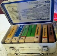Vintage First Aid Kit Mining Safety Appliance Plus Contents