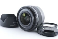 Exc Canon EF-M 15-45mm f/3.5-6.3 IS STM Zoom Lens w/Filter Hood 778288