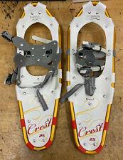 PowdeRidge CREST 25  8x25 Aluminum SNOWSHOES Powder Ridge snow shoes