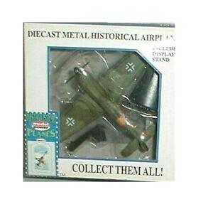 Focke Wulf  FW-190.A JG 54 Rare 1:87/HO Model Power Diecast WWII Airplane 5352