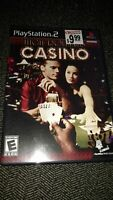 X BOX - WORKS ON 360 - HIGH ROLLERS CASINO 2004 - COMPLETE - FREE S/H