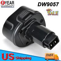 NEW For DEWALT DW9057 7.2V COMPACT BATTERY PACK DC9057 DE9057 Ni-CD DE9085 2.0AH