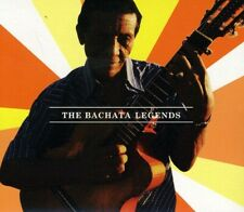 Bachata Legends (2011, CD NIEUW)