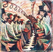 The Tube Train : Cyril Power : Circa 1941: Art Print