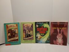 Lot 4 Children's Books by James Howe Bunnicula