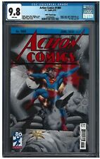 ACTION COMICS  #1000 CGC 9.8 (6/18) DC 1930's variant white pages