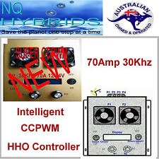 PWM  CCPWM HHO 70A  30KHz PULSE WIDTH MODULATOR INTELLIGENT CONTROL FOR HHO GEN