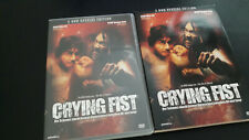2 DVD Special Edition - Crying Fist mit Choi Min-sik - Südkorea Top!