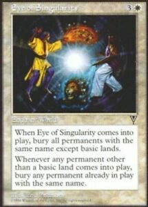 Eye of Singularity x1 Magic the Gathering 1x Visions mtg card