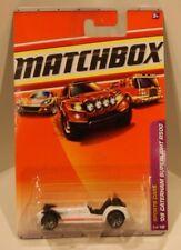 Caterham R500 Superlight Matchbox 2011 WHITE 1973 Quantity