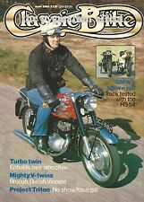 Brough Superior SS80 Enfield Turbo Twin Ducati 750 Supercharged BMW BMW Type 256