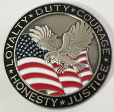United States Secret Service USSS Eagle Challenge Coin (non NYPD)