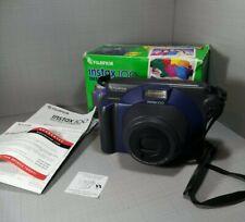 Vintage Retro Fujifilm Instax 100 Colour Instant Film Camera With Original Box