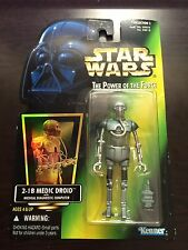 Star Wars Power of the Force Action Figure 1996 Kenner 2-1B MEDIC DROID