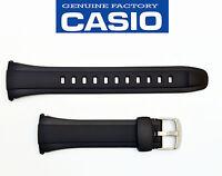 Genuine Casio Watch Band STRAP Black WVA-M640 WVQ-M410B WVQ-M410 WAVE CEPTOR