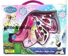 Disney Frozen Make Up Toys Princess Set Kids Girls Children Beauty Cosmetics Kit