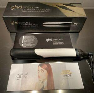ghd platinum+ plus styler bianca piastra per capelli